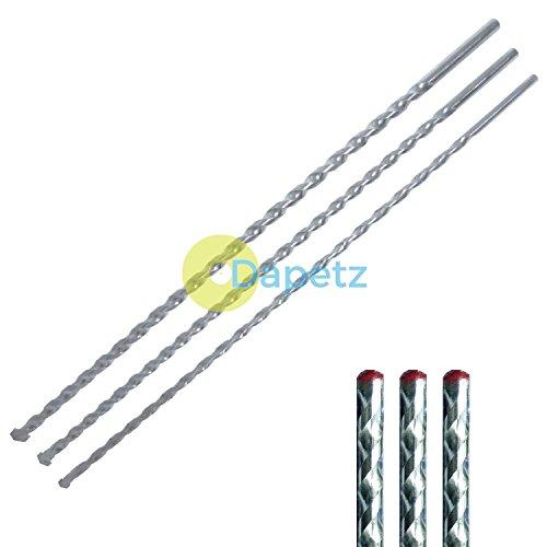 dapetz-r-masonry-drill-bits-400mm-long-sizes-8-10-12mm-masonry-wall-drill-bit