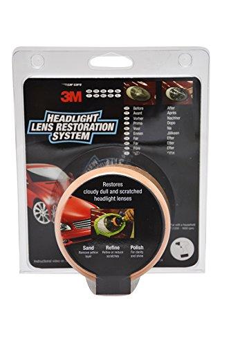 Le kit de rénovation d'optiques 3M pour des phares qui luisent - 414YyJVEF0L - Le kit de rénovation d'optiques 3M pour des phares qui luisent