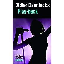 Play-Back (Folio Policier)