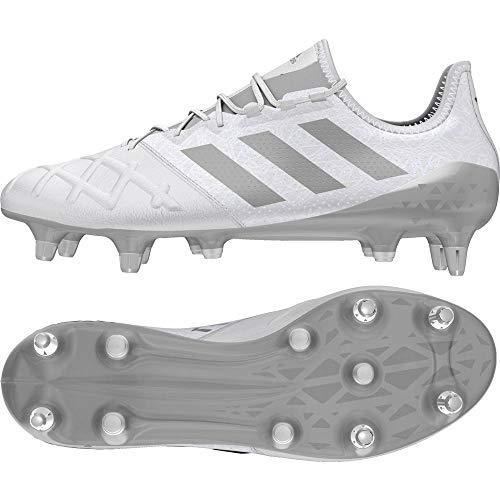 adidas Herren Kakari Light (SG) American Football Schuhe, Weiß (Ftwbla/Plamet/Ftwbla 000), 42 EU