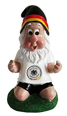 Offizieller DFB Gartenzwerg Gartenfigur frostsicher Fußball Weltmeisterschaft WM Fanartikel