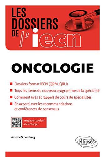 Oncologie Les Dossiers de l'iECN par Antoine Schernberg