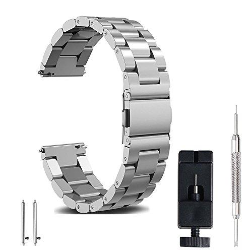FashionAids Correa Reloj 22mm 20mm 18mm