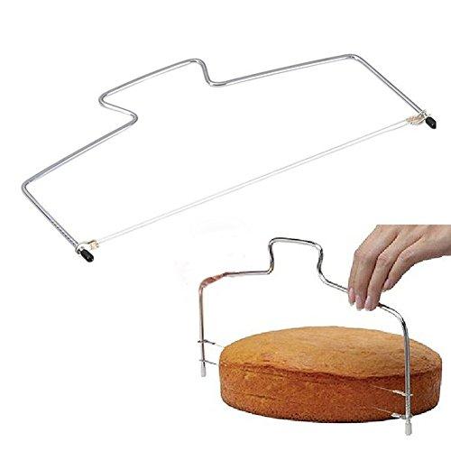 Cosanter Gâteau Réglable Gâteau Dispositif à Couches Multiples Ustensiles à Pâtisserie Outils de Cuisson Niveler Coupe