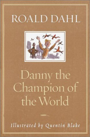 Book cover for Danny the Champion of the World
