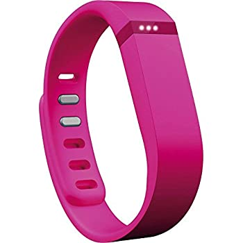 Fitbit Flex Wireless Activity Tracker and Sleep Wristband - Pink