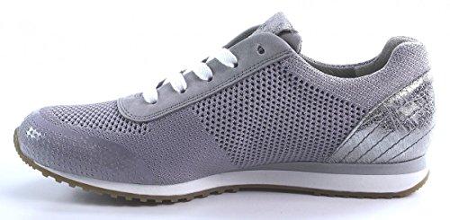 Paul Green Sneaker - grau platin grau