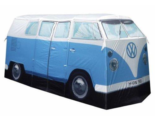 "Tienda de campaña VW ""Bulli / Minivan - Azul"""
