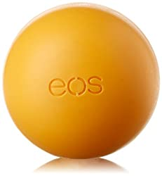 EOS Tangerine Lip Medicated Balm Sphere - 0.25 oz