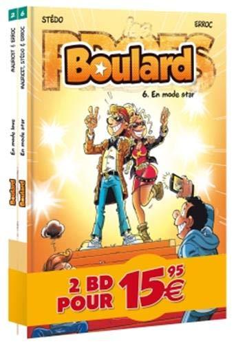 Boulard - starter pack T6 + T2