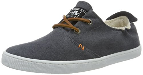 Hub Damen Kyoto-W C06 Sneaker, Blau (Navy), 39 EU