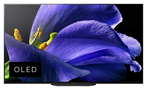 Sony KD-65AG9, Android TV OLED da 65 pollici, Smart TV 4k HDR Ultra HD con controllo vocale Hands-free