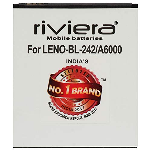 Riviera Mobile Battery for Lenovo BL 242/A6000/YU5010