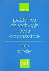 Problèmes de sociologie de la connaissance