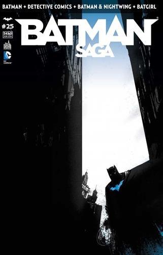 Batman Saga, N° 25 :