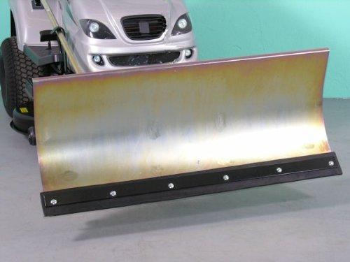 Castelgarden 14,52/102H verzinktes Schneeschild, Standard, 118x50 cm für Rasentraktore