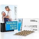 Amoforte - Per L'uomo - 100% Naturale ed Efficace - 20 Capsule