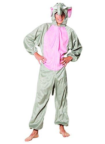 Boland 88447adolescente Disfraz Elefante de peluche, One size