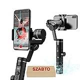 FeiyuTech SPG 2 3-Achsen Handheld Gimbal Spritzwasser Stabilisator Payload 300g für iPhone XS X 8 7 Samsung S8 Action Kamera Gopro