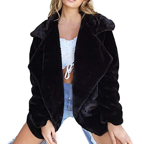 Pitashe 2018 Mode Nouveau Femmes Casual Mode Hiver Chaud Solide Fausse Fourrure Manteau Veste d'hiver Parka Survêtement Cardigan Coat Jacket Outwear Hoody Tops Doudoune Hoodie Manteaux