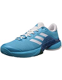 Amazon.it  Adidas Barricade - Scarpe da tennis   Scarpe sportive ... 6e5da9c1685