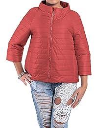 pretty nice 2b391 3a79d Amazon.it: piumino donna 100 grammi - Rosso / Giacche ...
