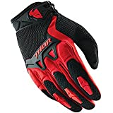 Gants Cross THOR Spectrum - Rouge - Gamme 2017 - Taille S