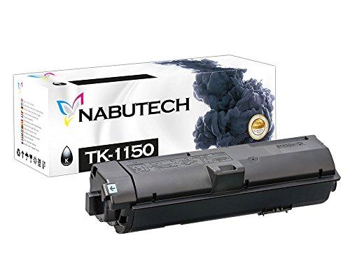 Preisvergleich Produktbild Nabutech Toner / 50% höhere Druckleistung / kompatibel zu Kyocera TK -1150 für Kyocera ECOSYS M2135dn,  M2635dn,  M2735dn M2735dw P2235dn,  P2235dw / Geprüft nach ISO-Norm 19752 / 4.500 Seiten