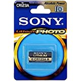Sony - Pile Photo CR123A