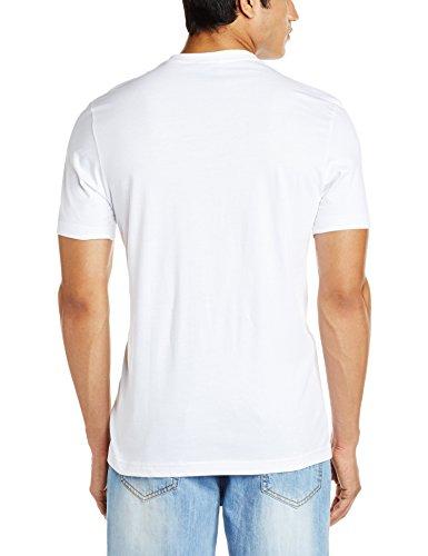 adidas Herren Street Photo T-Shirt White