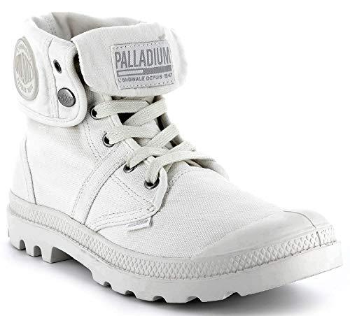 Palladium Damen Us Baggy W F Hohe Sneaker,Beige (Marshmallow/Marshmallow G57), 42 EU (Braune Sneaker Frauen)