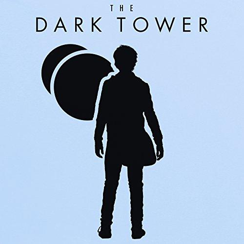 Official The Dark Tower Jake Moons T-Shirt, Herren Himmelblau