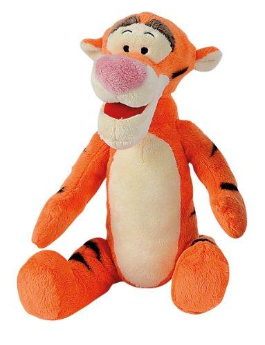 Simba 6315872674 - Disney Winnie The Puuh Plüsch Tigger 35 cm - Stofftier Pooh