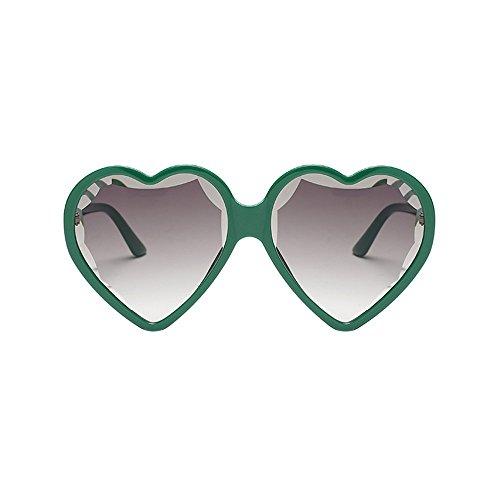 QinMM Unisex Ultra Light Metall Rahmen Nerd Sonnenbrille Frauen Männer Vintage Retro Bat Form Rivet Brille Unisex Sonnenbrillen Eyewear