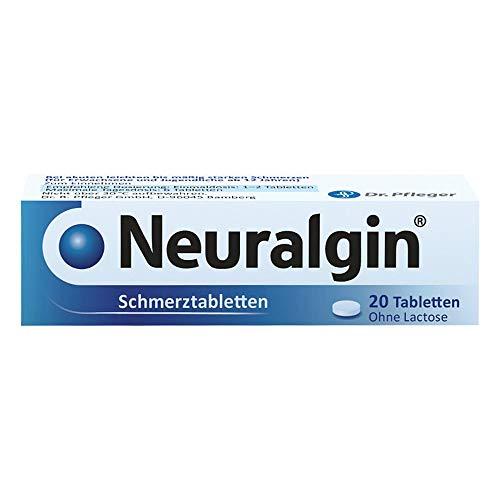 Neuralgin, 20 St. Tabletten -