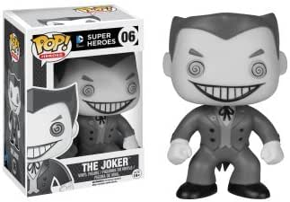 Funko DC Comics Black and White Joker Pop Vinyl Figure Exclusive