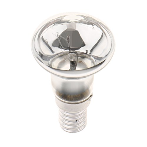 MagiDeal Lámpara de Lava Bombilla R39 Luz Tornillo Pequeño SES E14 Accesorios Decorativo Iluminación...