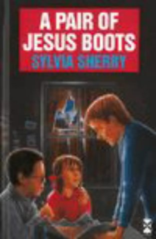 A pair of Jesus-boots