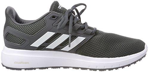 Adidas Energy Cloud 2 W, Scarpe Da Running Donna Grigio (gris 5 / Calzado Blanco / Carbono 0)