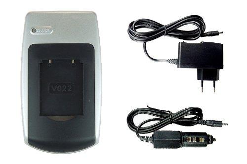 Ladegerät NP-45 für FujiFilm FinePix XP50, Z10fd, Z20fd, Z30, Z31, Z33WP -