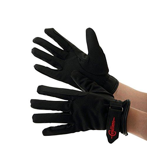 Kerbl Winterhandschuhe Malmö Handschuh, Schwarz, L