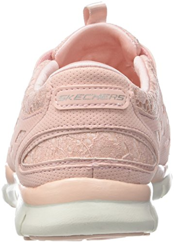 ... Skechers Damen Gratis-Chic Craze Slip On Sneaker Pink (Light Pink) ... b0c1e8c0f6