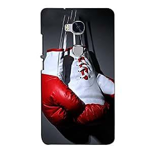 Bluethroat a Pair of Boxing Gloves Back Case Cover for Huawei Honor 5X :: Huawei Honor X5 :: Huawei Honor GR5