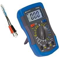Philex 83002R Multimètre numérique CAT II avec sonde de température