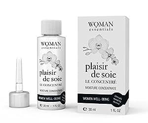 Plaisir de Soie Concentré - Huile de Massage Satinante Lubrifiante Intime - 30 ml