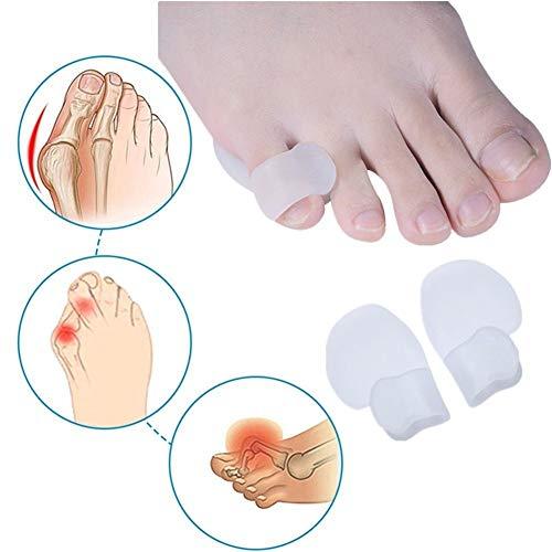 Bunion Kissen Hallux Valgus Korrektor Komfortabel und langes Leben Für erwachsene große Zehen Hallux-Schmerzlinderung Fußauflage Ball der Fußkissen