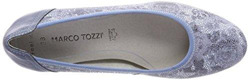 Marco Donne Premio Tozzi blu 22433 Fiore Pompe Co Blu rIrdqw5