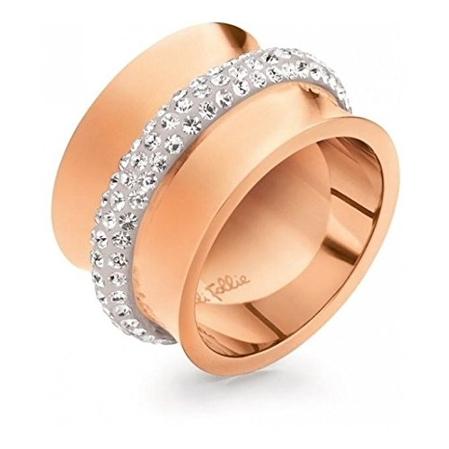ladies-folli-follie-stone-set-ring-size-54-dazzling-collection3r13t005rc