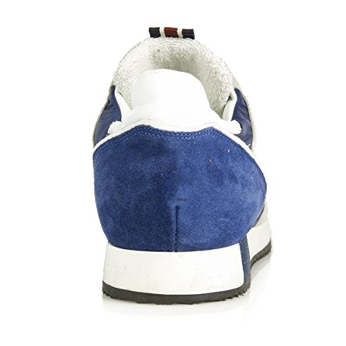 DAcquasparta Baskets Pour Homme Perla / Blu