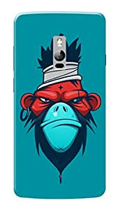 Marklif Premium Printed Cool Case Mobile Cover for OnePlus Two
